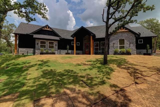 166 Oak Ridge Loop, Whitney, TX 76692 (MLS #14639830) :: The Russell-Rose Team
