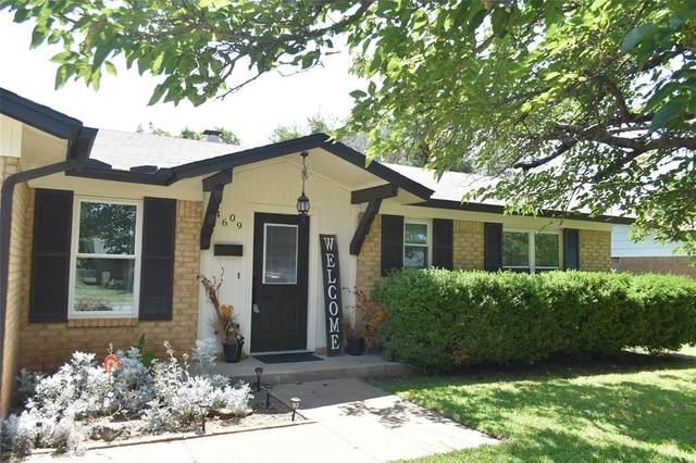 4609 Tammy, Wichita Falls, TX 76306 (MLS #14639831) :: Real Estate By Design