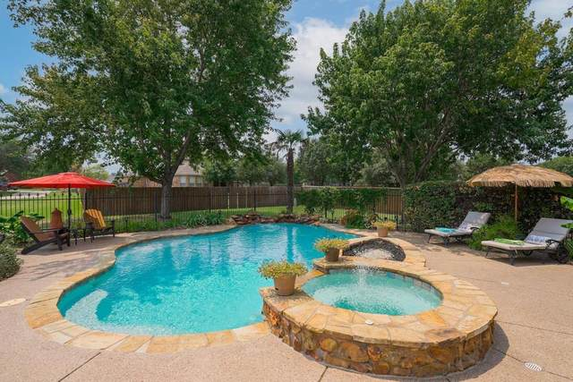 3402 Attaway Circle, Corinth, TX 76208 (MLS #14639846) :: Real Estate By Design