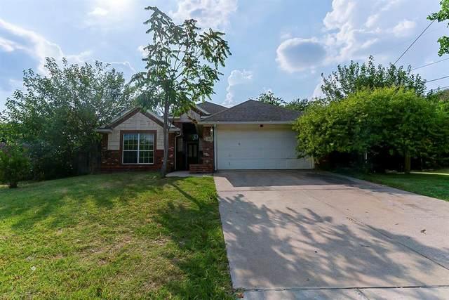 2619 Moore Avenue, Fort Worth, TX 76106 (MLS #14639854) :: Feller Realty