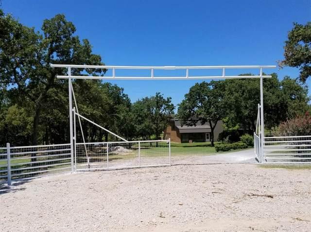 2029 Bishop Road, Bowie, TX 76230 (MLS #14639855) :: The Mauelshagen Group