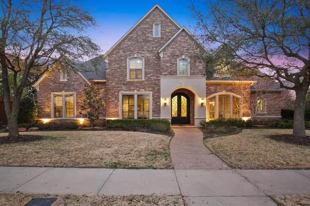 5373 Spicewood Lane, Frisco, TX 75034 (MLS #14639863) :: Real Estate By Design
