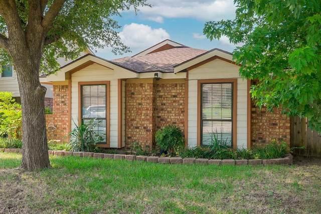 1310 Smokehouse Street, Mesquite, TX 75149 (MLS #14639871) :: United Real Estate