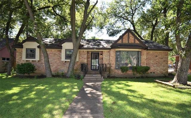 3429 Boulder Drive, Dallas, TX 75233 (#14639880) :: Homes By Lainie Real Estate Group