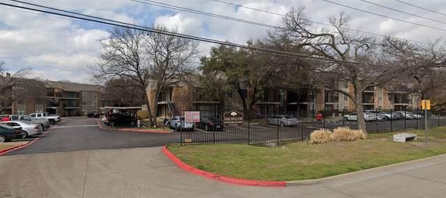 8109 Skillman Street #2024, Dallas, TX 75231 (MLS #14639894) :: The Mitchell Group