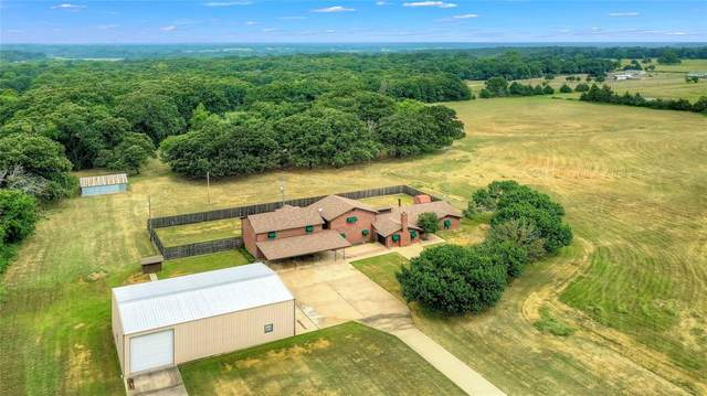 281 Owens Road, Bells, TX 75414 (MLS #14639930) :: The Chad Smith Team