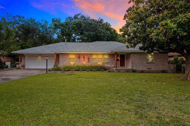 411 E Tyler Street, Richardson, TX 75081 (MLS #14639932) :: Real Estate By Design