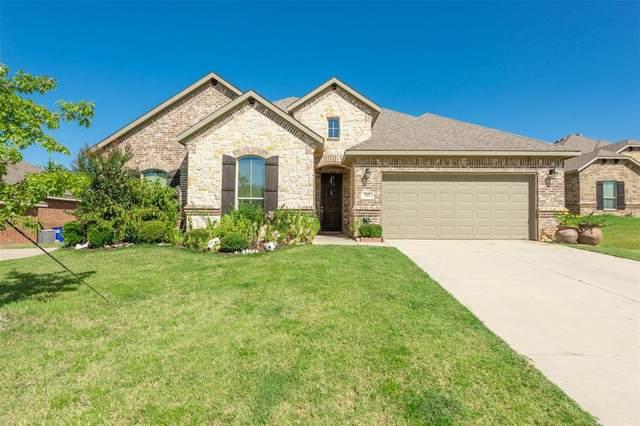 541 Ascot Way, Azle, TX 76020 (MLS #14639933) :: Real Estate By Design