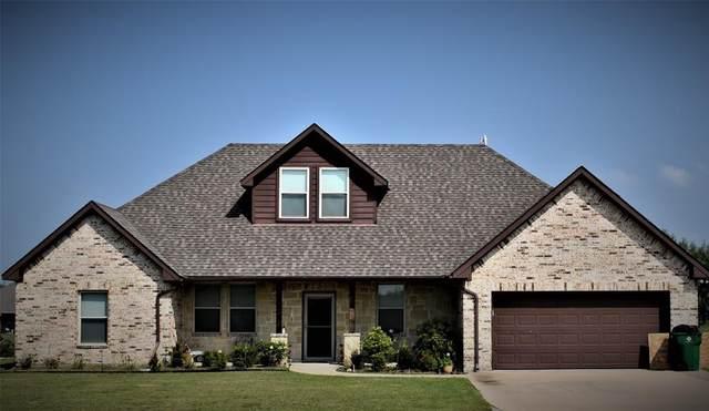 15077 Saddle Ridge Circle, Terrell, TX 75160 (MLS #14639945) :: United Real Estate