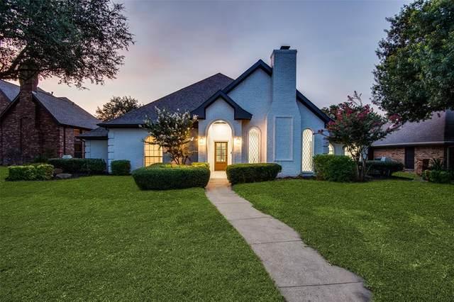 3825 Appomattox Circle, Plano, TX 75023 (MLS #14639974) :: Real Estate By Design