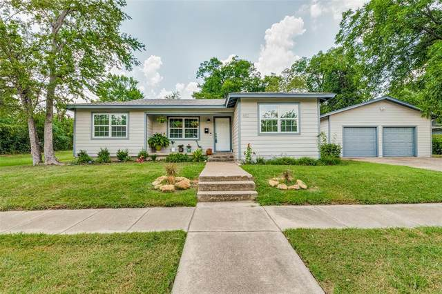 832 Maddox Avenue, Fort Worth, TX 76104 (MLS #14639991) :: Wood Real Estate Group