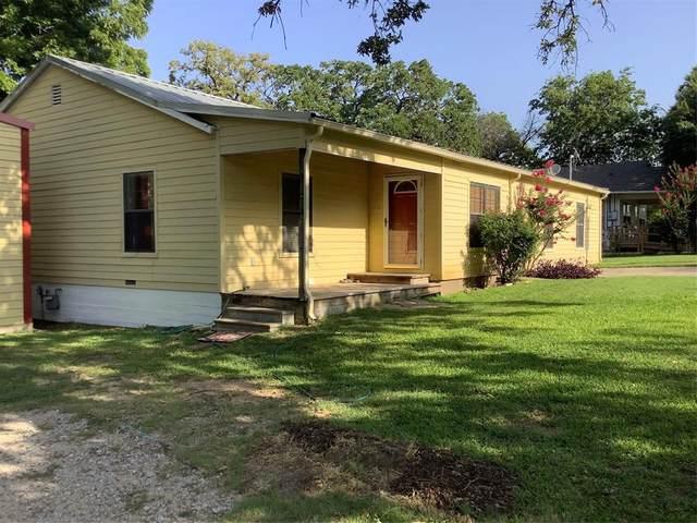 515 Hobson Street, Weatherford, TX 76086 (MLS #14639994) :: Robbins Real Estate Group
