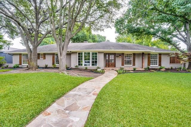 6932 Town Bluff Drive, Dallas, TX 75248 (MLS #14640000) :: Real Estate By Design