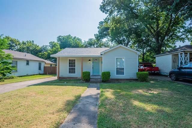 1210 S Gilpin Avenue, Dallas, TX 75211 (MLS #14640008) :: The Chad Smith Team