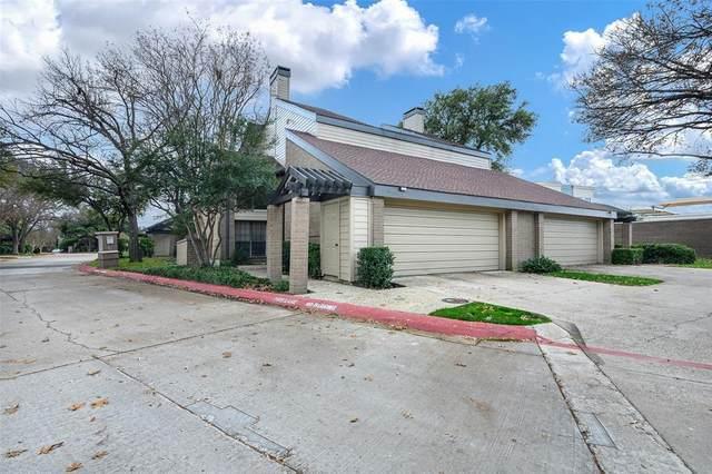 5136 Westgrove Drive #5136, Dallas, TX 75248 (MLS #14640017) :: Trinity Premier Properties