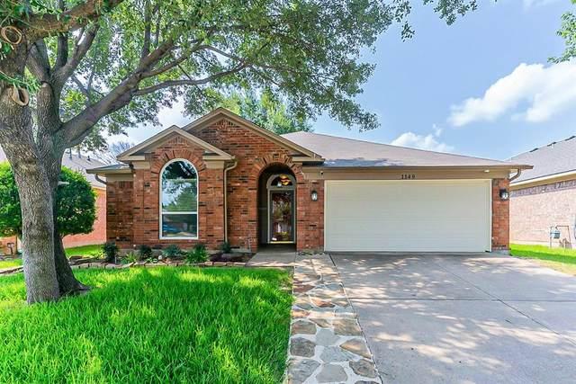 1149 Victoria Drive, Saginaw, TX 76131 (MLS #14640031) :: Feller Realty