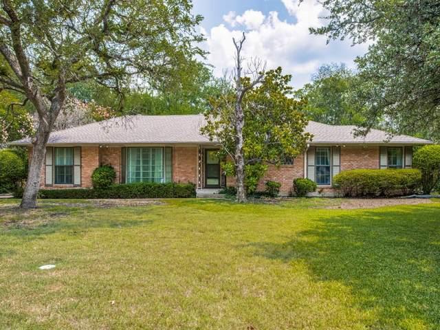 11010 Edgemere Road, Dallas, TX 75230 (MLS #14640054) :: Real Estate By Design