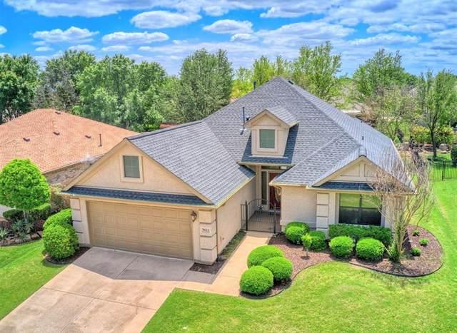 9613 Teakwood Avenue, Denton, TX 76207 (MLS #14640069) :: All Cities USA Realty