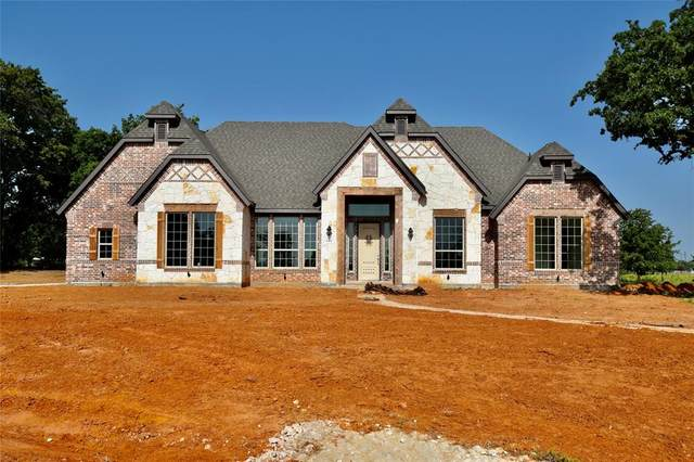 106 Spanish Oaks Drive, Krugerville, TX 76227 (MLS #14640076) :: Lisa Birdsong Group   Compass