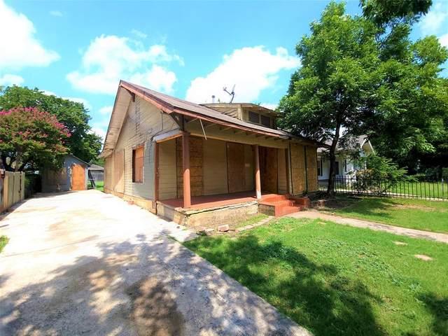 713 S Willomet Avenue, Dallas, TX 75208 (MLS #14640077) :: Frankie Arthur Real Estate