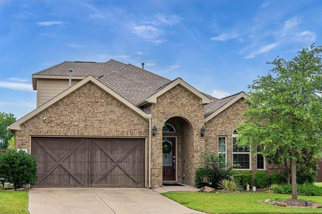 921 Park Place Lane, Mckinney, TX 75071 (MLS #14640078) :: Russell Realty Group