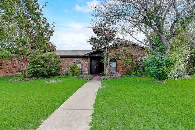 3384 Sam Rayburn Run, Carrollton, TX 75007 (MLS #14640090) :: Real Estate By Design