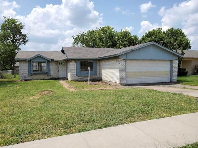 1416 Roanoke Street, Arlington, TX 76014 (MLS #14640091) :: Craig Properties Group