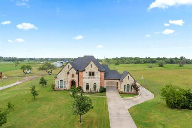 224 Martingale Road, Oak Point, TX 75068 (MLS #14640095) :: Robbins Real Estate Group