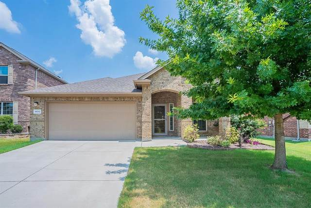 14312 Mariposa Lily Lane, Fort Worth, TX 76052 (MLS #14640099) :: EXIT Realty Elite