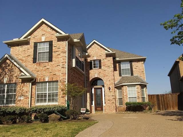 4229 Wilson Lane, Carrollton, TX 75010 (MLS #14640104) :: Real Estate By Design