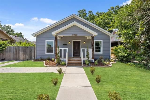 1731 Seevers Avenue, Dallas, TX 75216 (MLS #14640109) :: Frankie Arthur Real Estate