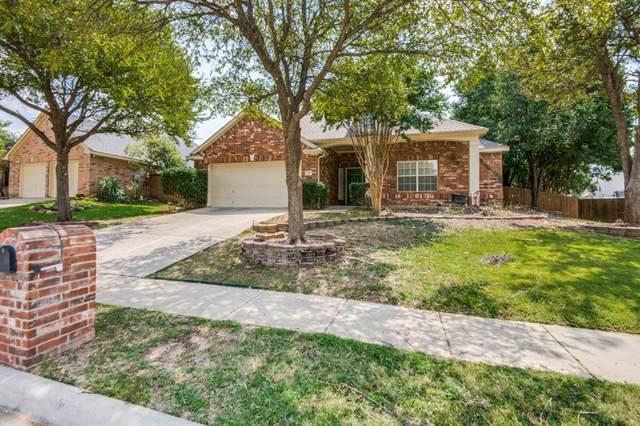 3612 Yale Drive, Denton, TX 76210 (MLS #14640122) :: Craig Properties Group