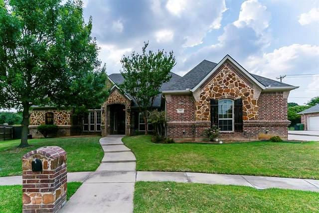 7905 Forest Ridge Court, North Richland Hills, TX 76182 (MLS #14640156) :: Craig Properties Group