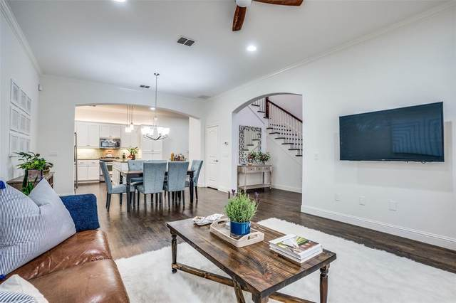 6269 Oram Street #18, Dallas, TX 75214 (#14640188) :: Homes By Lainie Real Estate Group