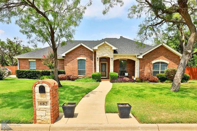 682 Lytle Shores Drive, Abilene, TX 79602 (MLS #14640225) :: Real Estate By Design