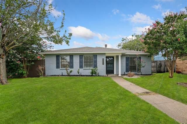 3307 Rose Hill Road, Carrollton, TX 75007 (MLS #14640230) :: The Good Home Team
