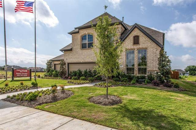 1802 Middleton Drive, Mansfield, TX 76063 (MLS #14640233) :: The Chad Smith Team