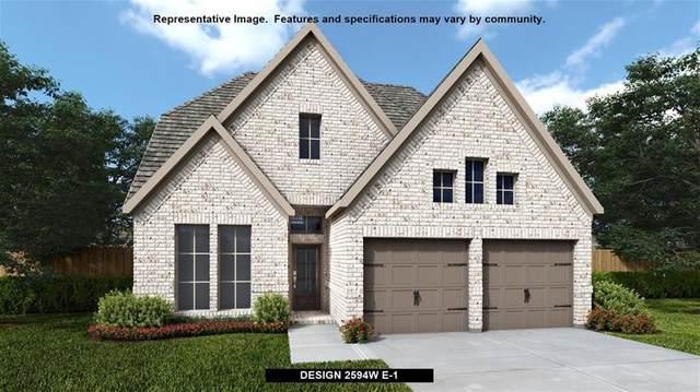 2205 Lazy Dog Lane, Northlake, TX 76247 (MLS #14640236) :: Lisa Birdsong Group   Compass