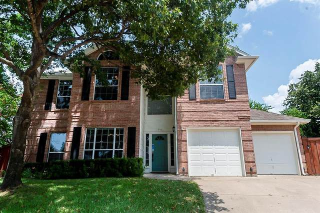 3112 Wildflower Court, Bedford, TX 76021 (MLS #14640240) :: The Mitchell Group