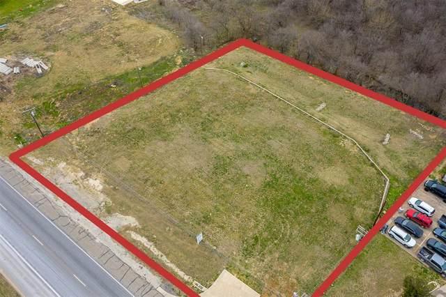 1620 SW Wilshire Boulevard, Burleson, TX 76028 (MLS #14640249) :: Premier Properties Group of Keller Williams Realty