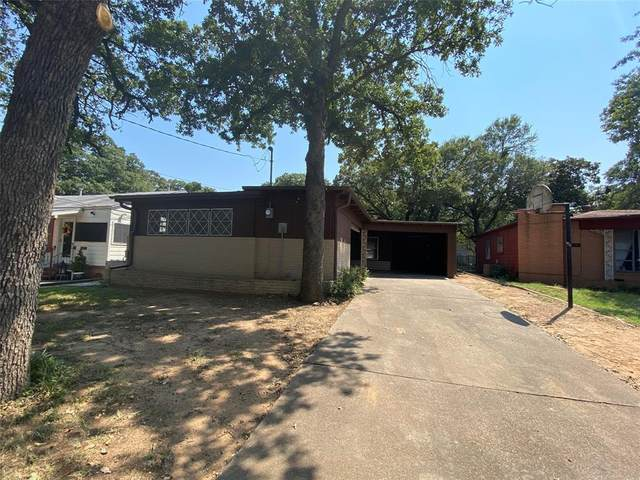 308 SE 19th Street, Mineral Wells, TX 76067 (MLS #14640262) :: Real Estate By Design