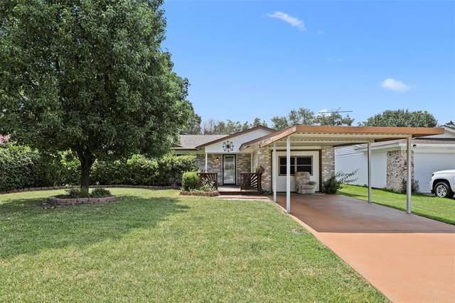 3506 Bonita Vista Circle, Mesquite, TX 75150 (MLS #14640264) :: United Real Estate