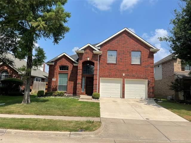 2468 Lakeland Drive, Grand Prairie, TX 75054 (MLS #14640280) :: The Chad Smith Team