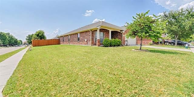 2716 Cowboy Trail, Little Elm, TX 75068 (MLS #14640290) :: Robbins Real Estate Group