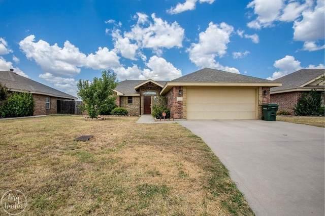 210 Miss Ellie Lane, Abilene, TX 79602 (MLS #14640300) :: ACR- ANN CARR REALTORS®