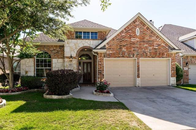 1661 Meadows Avenue, Lantana, TX 76226 (MLS #14640383) :: The Chad Smith Team
