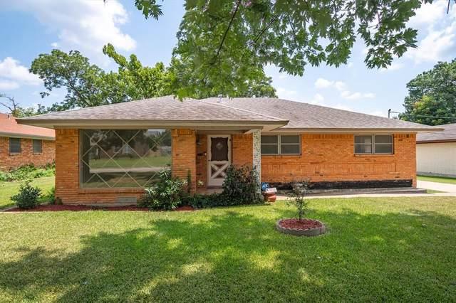 1906 Riverway Drive, Dallas, TX 75217 (MLS #14640391) :: The Good Home Team