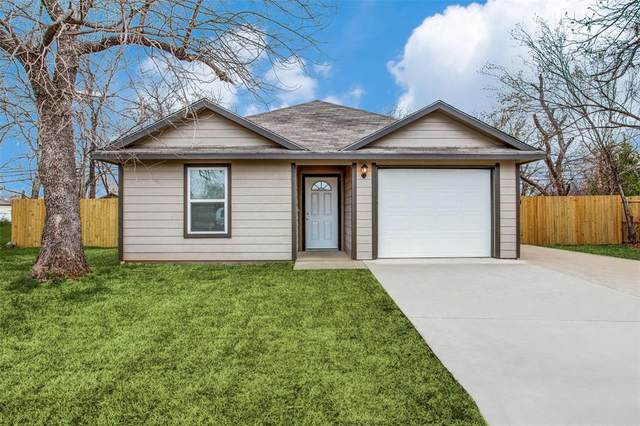 1717 Ash Crescent Street, Fort Worth, TX 76104 (MLS #14640395) :: Real Estate By Design