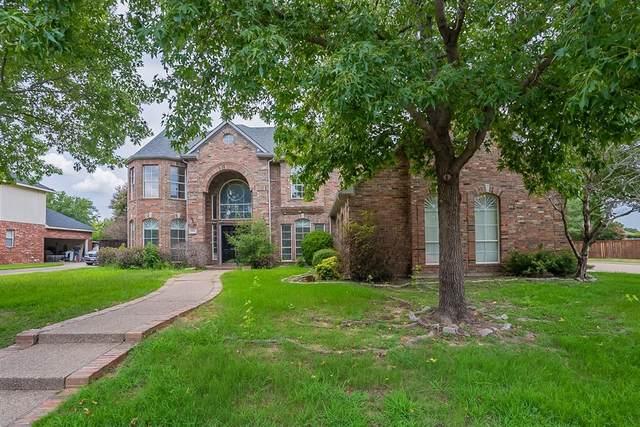 3941 Lost Creek Drive, Plano, TX 75074 (MLS #14640445) :: The Chad Smith Team