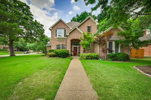 1105 Saint Andrews Drive, Mansfield, TX 76063 (MLS #14640448) :: The Chad Smith Team